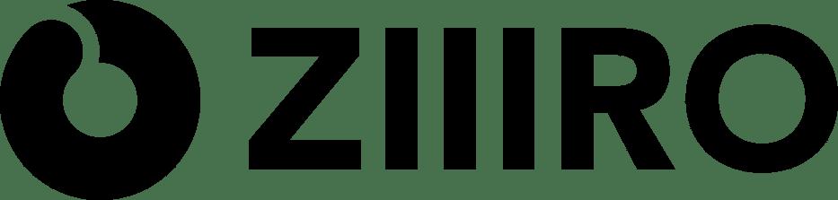 ZIIIRO Logo Germany Black