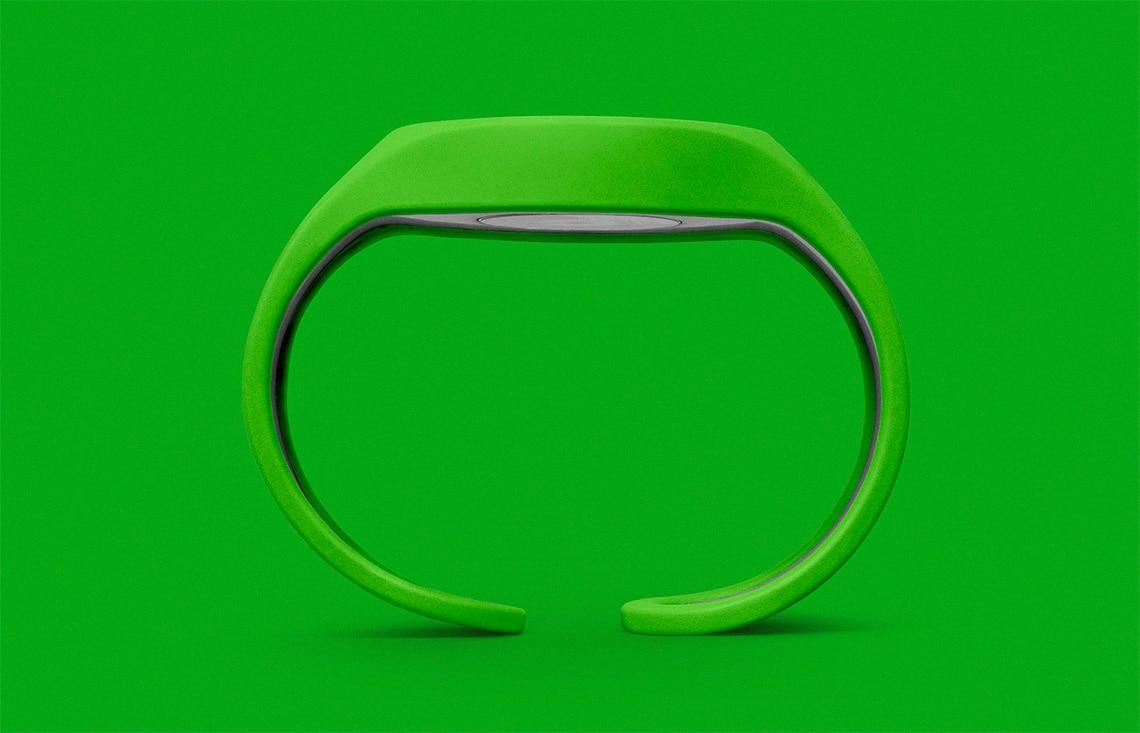ZIIIRO Gravity Green
