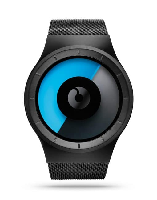ziiiro-celeste-watch-black-mono-front