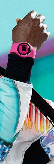 Gravity Magenta Fashion