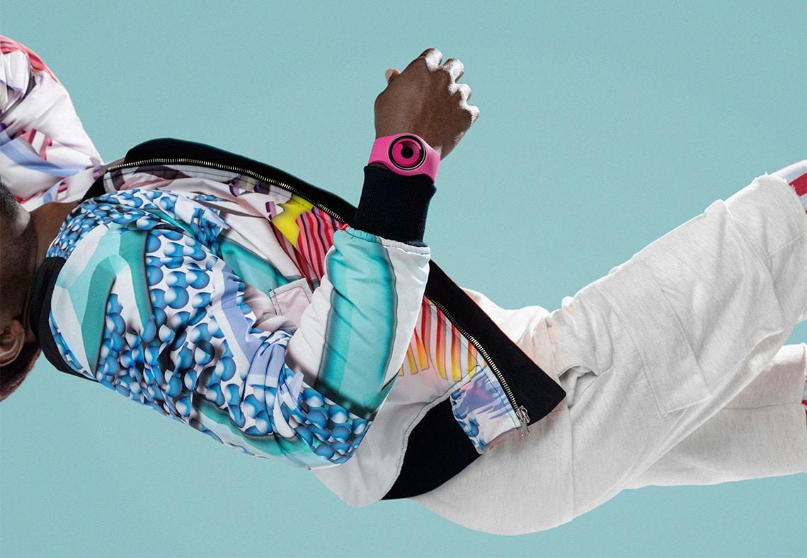 ZIIIRO Gravity Magenta Outfit