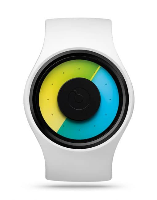 ziiiro-aurora-watch-snow-white-colored-front