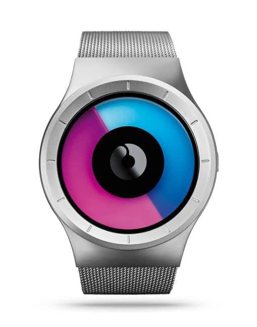 ziiiro-celeste-watch-chrome-purple-front