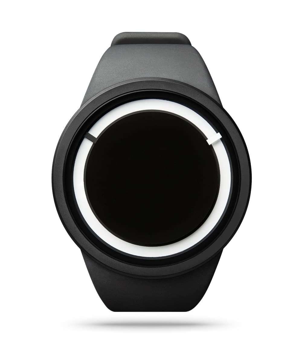 ZIIIRO Eclipse Black Watch Front