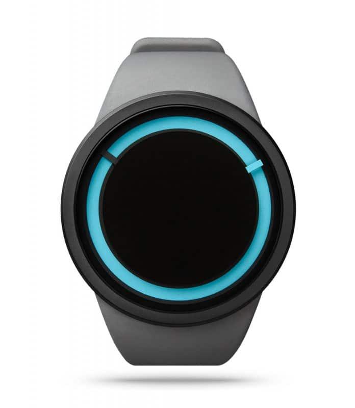 ZIIIRO Eclipse Grey Watch Front