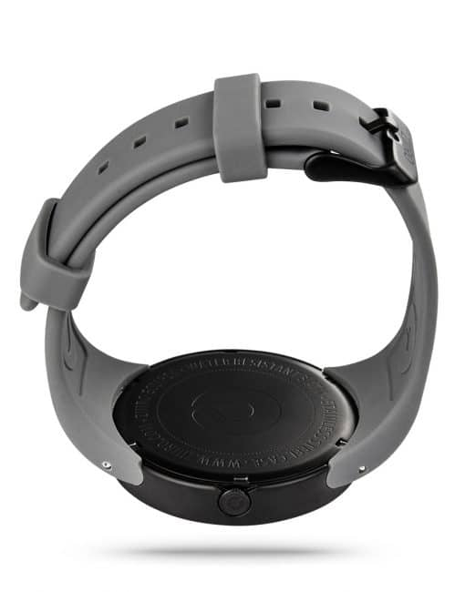 ZIIIRO Eclipse Grey Watch Back