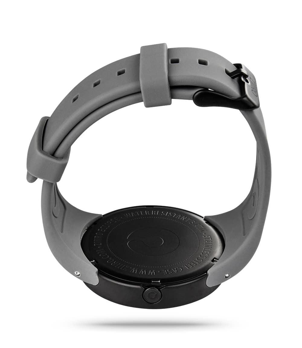 ZIIIRO Eclipse Grey Watch Back