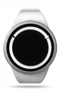 ZIIIRO Eclipse Snow Watch Front