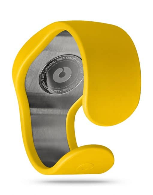ZIIIRO Gravity Banana Watch Back Interchangeable
