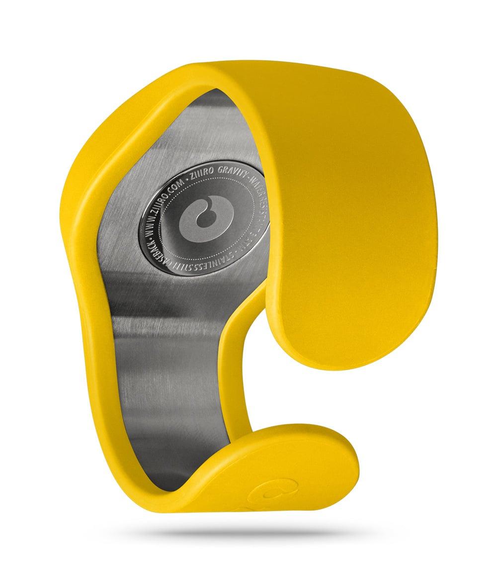ZIIIRO Gravity Banana Watch Back Interchangeable