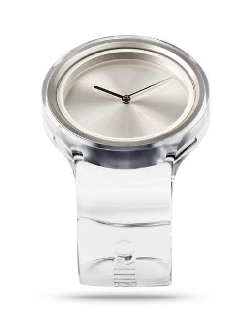 ZIIIRO Ion Transparent Watch Perspective Side Interchangeable
