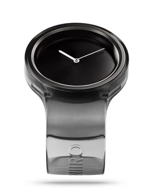 ZIIIRO Ion Transparent Smoke Watch Perspective Interchangeable
