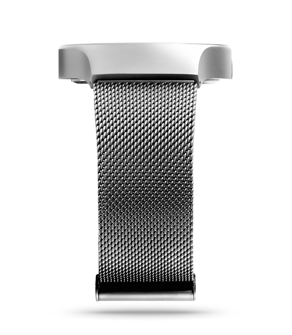 ZIIIRO Celeste Chrome Watch Side