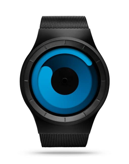 ziiiro-mercury-watch-black-ocean-front