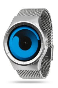 ZIIIRO Mercury Chrome Ocean Watch Perspective