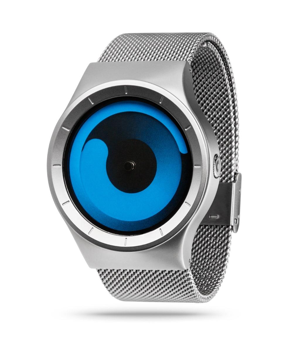 ZIIIRO Mercury Chrome Ocean Watch Perspective