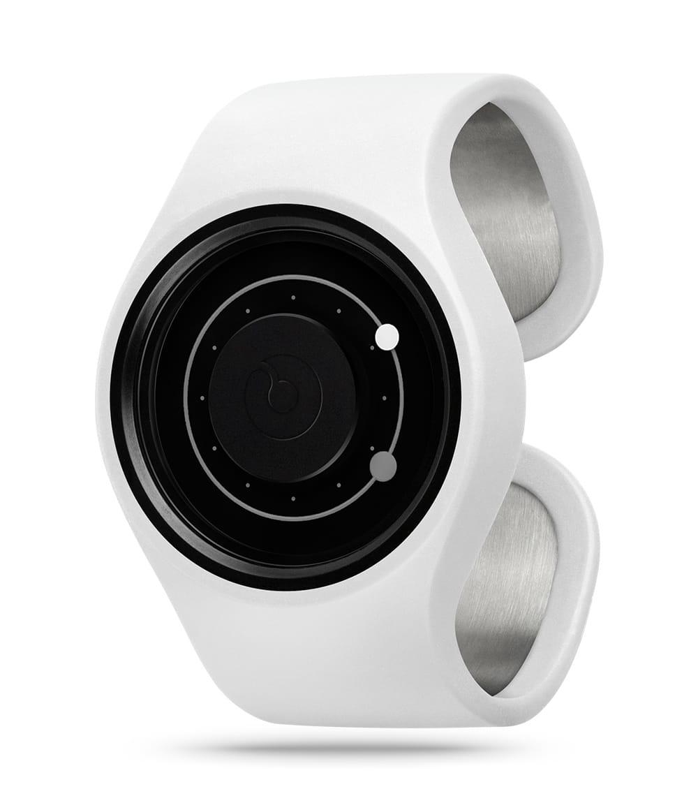 ZIIIRO Orbit Snow Grey Watch Perspective Interchangeable