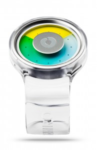 ZIIIRO Proton Transparent Watch Perspective Interchangeable
