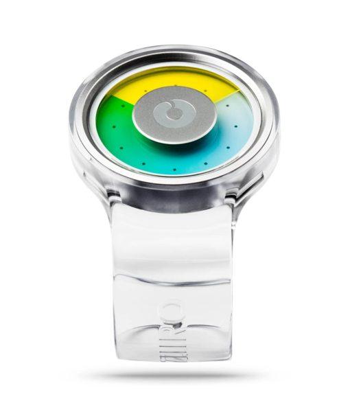 ZIIIRO Proton Transparent Watch Perspective Interchangeable