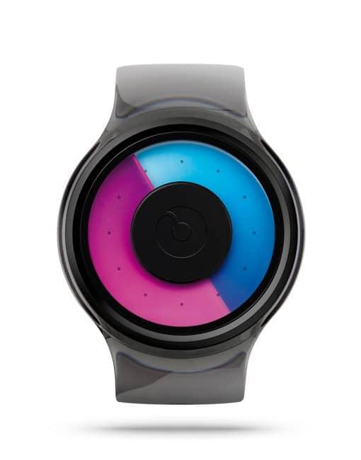 ziiiro-proton-watch-transparent-smoke-purple-front