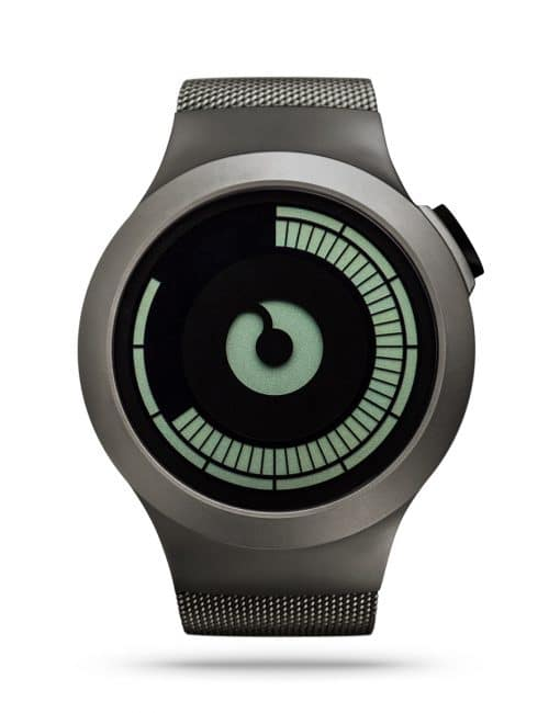 ziiiro-saturn-watch-gunmetal-front