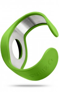 ZIIIRO Strap Green Back Interchangeable