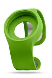 ZIIIRO Strap Green Front Interchangeable