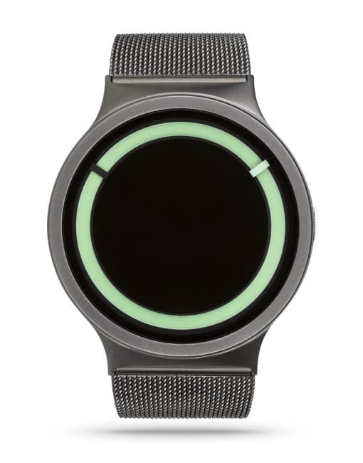 ziiiro-eclipse-metal-gunmetal-mint-front