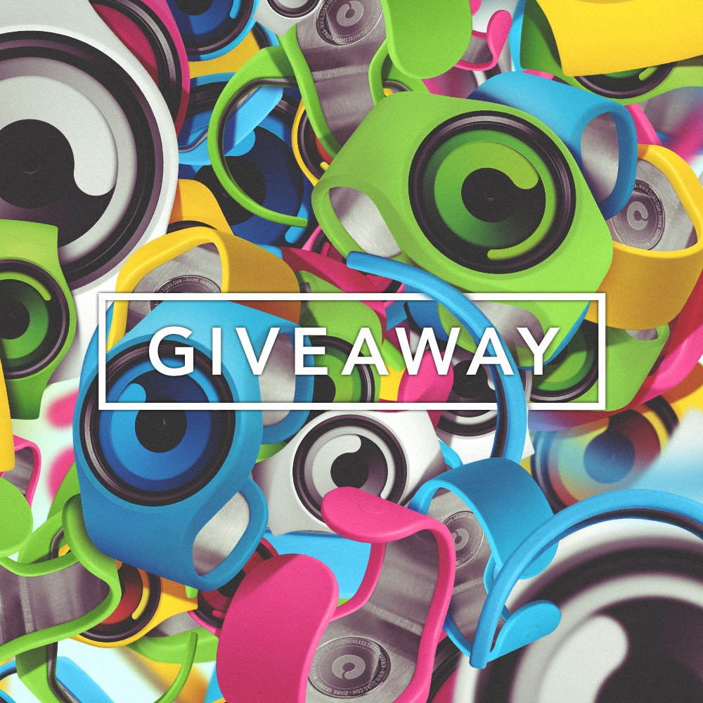 ziiiro, gravity, giveaway, contest, facebook, instagram, 30000