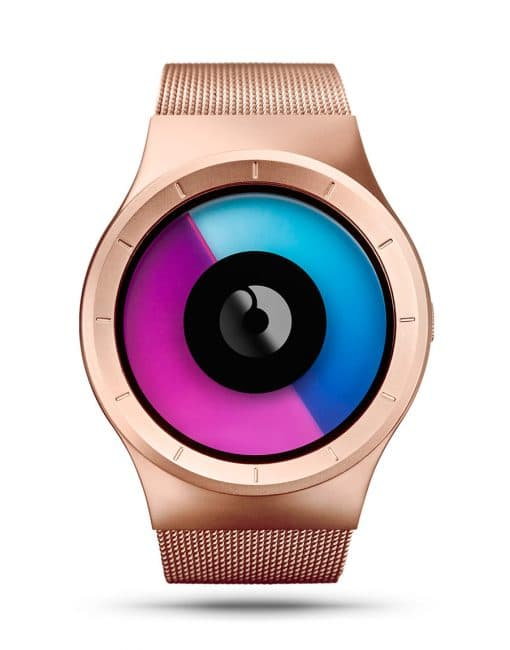 ziiiro-celeste-watch-rosegold-purple-front