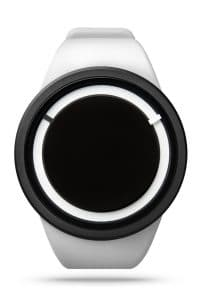 ZIIIRO Eclipse Snow Watch (front view)