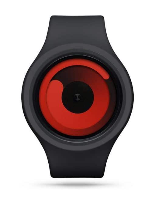 ziiiro-gravity-adjustable-black-red-front