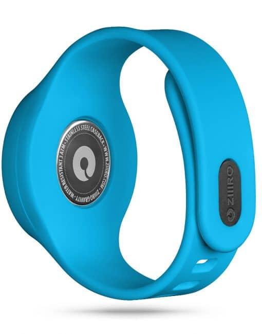 ZIIIRO Gravity Plus+ (Ocean Blue) Interchangeable Watch - back view