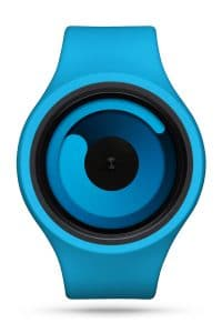 ZIIIRO Gravity Plus+ (Ocean Blue) Interchangeable Watch - front view