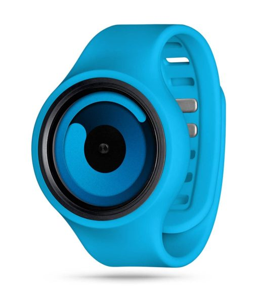 ZIIIRO Gravity Plus+ (Ocean Blue) Interchangeable Watch - diagonal view
