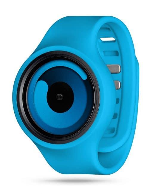 ZIIIRO Gravity Plus+ (Ocean Blue) Interchangeable Watch - diagonal view