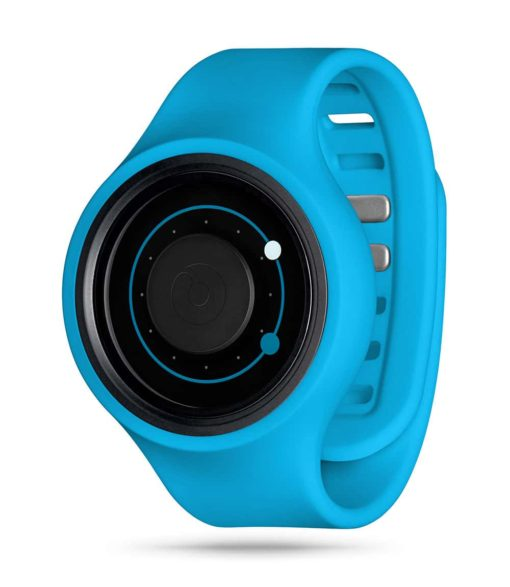 ZIIIRO Orbit Plus+ (Ocean Blue) Interchangeable Watch - diagonal view