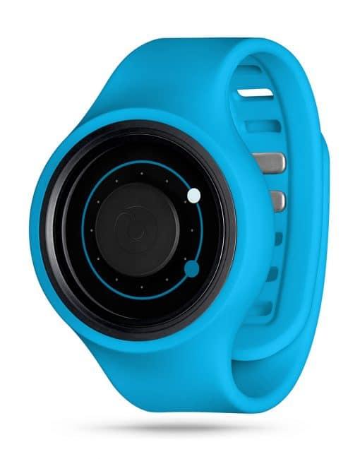 ZIIIRO Orbit Plus+ (Ocean Blue) Interchangeable Watch - diagonal view