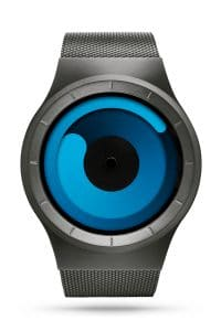 ziiiro-mercury-watch-gunmetal-ocean-blue-front