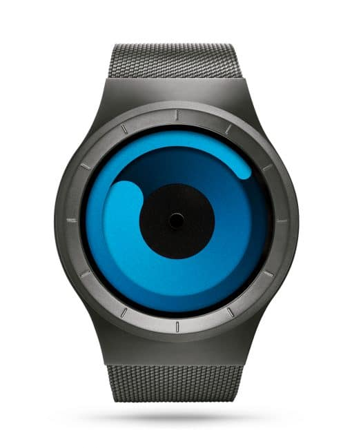 ziiiro-mercury-watch-gunmetal-ocean-blue-front