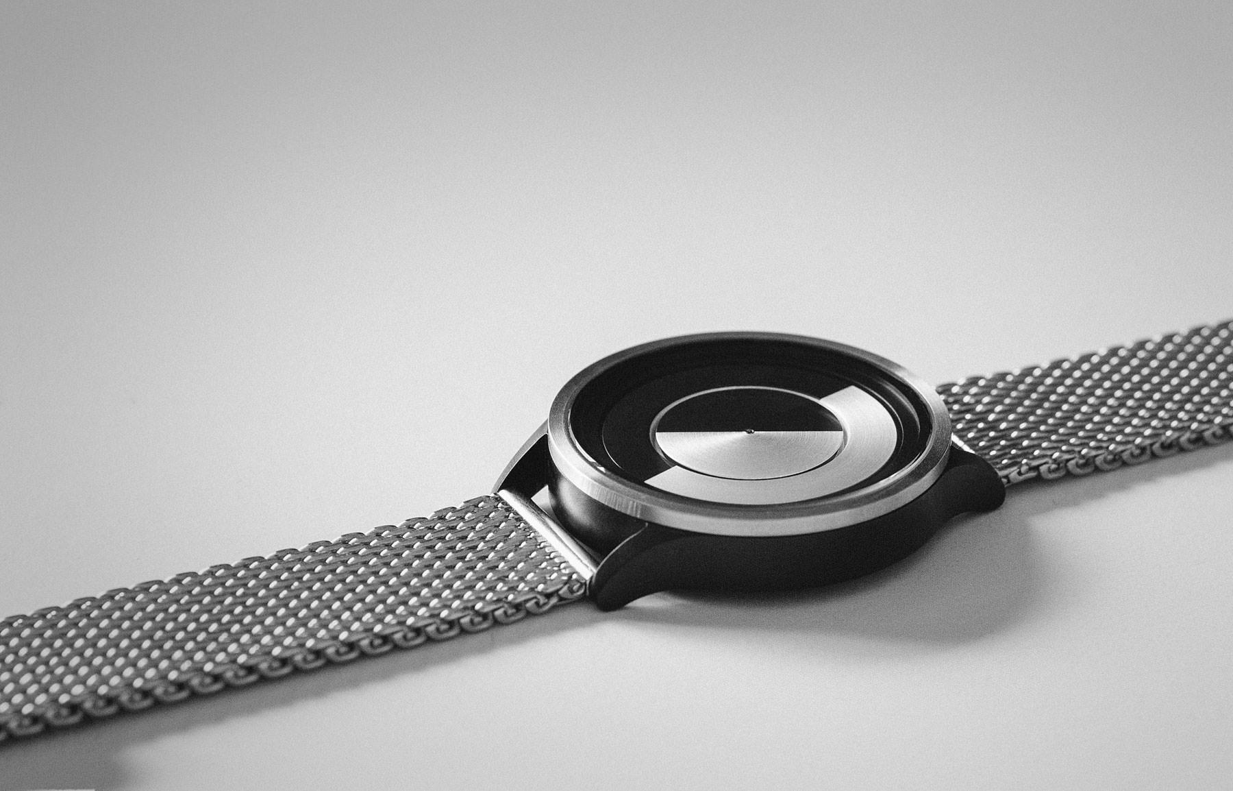 ZIIIRO Lunar (Steel) Stainless Steel Watch - Banner