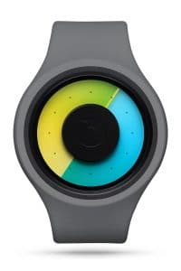 ziiiro-aurora-adjustable-grey-colored-front