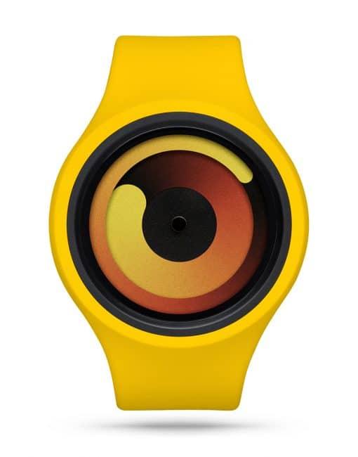 ziiiro-gravity-adjustable-banana-yellow-front